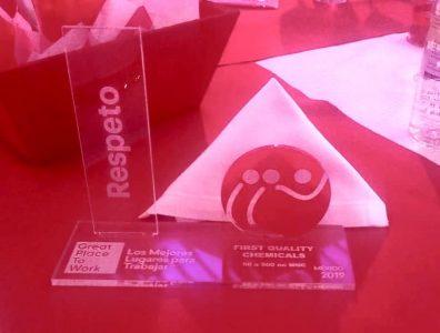 Premio Nacional Dimensión Respeto