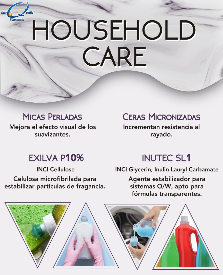 Awesome Solutions para Household care